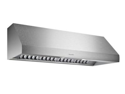 "60"" Thermador Professional Series Pro Grand Wall Hood, Optional Blower - PH60GWS"