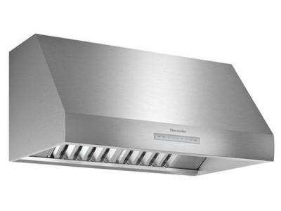 "36"" Thermador Pro Harmony Wall Hood, Optional Blower - PH36HWS"