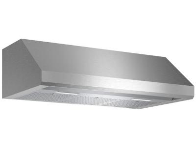 "36"" Thermador Low-Profile Wall Hood, 600 CFM - HMWB36WS"