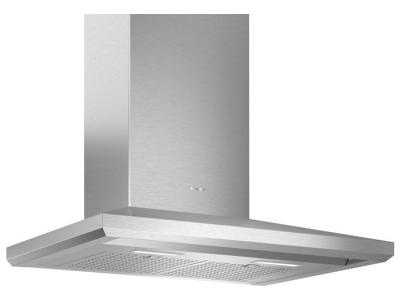 "30"" Thermador Masterpiece Pyramid Chimney Wall Hood, 600 CFM - HMCB30WS"