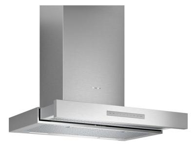 "30"" Thermador Masterpiece Drawer Chimney Wall Hood, 600 CFM - HDDB30WS"