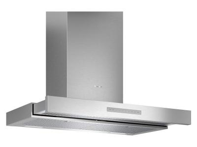 "36"" Thermador Masterpiece Drawer Chimney Wall Hood, 600 CFM - HDDB36WS"