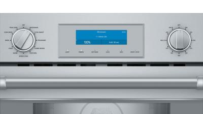 """30"""" Thermador Professional  Series Speed Oven - MC30WP"""