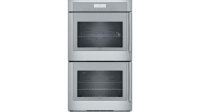 "30"" Thermador Masterpiece Series Double Wall Oven, Left-Side Swing Door - MED302LWS"