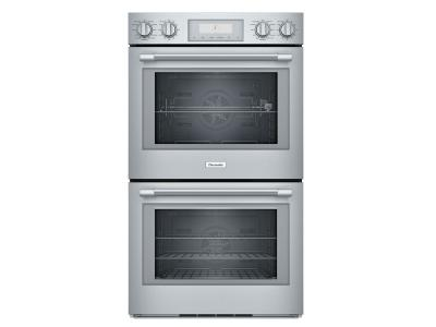 "30"" Thermador Professional  Series Double Wall Oven - POD302W"