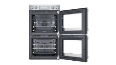 """30"""" Thermador Professional  Series Double Wall Oven, Right-Side Swing Door - POD302RW"""