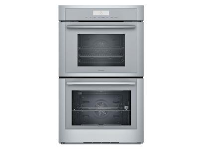 "30"" Thermador  Masterpiece Series Double Steam Oven - MEDS302WS"