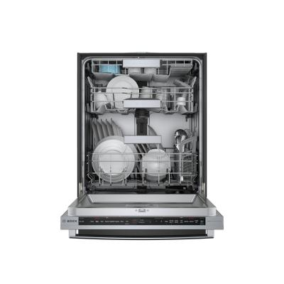 "24"" Bosch Benchmark Fully Integrated Smart Dishwasher - SHV88PZ63N"