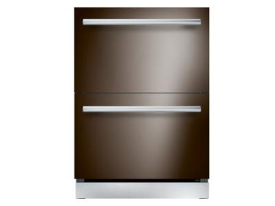 "24"" Thermador  Under-Counter Double Drawer Refrigerator - T24UR900DP"
