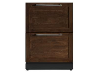 "24"" Thermador Undercounter Refrigerator Drawers - T24UR800DP"