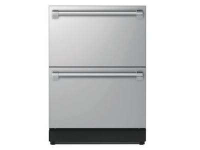 "24"" Thermador Professional Series Undercounter Refrigerator Drawers - T24UR820DS"