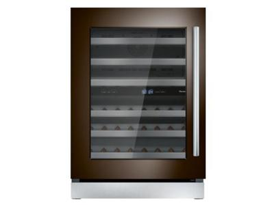 "24"" Thermador Under-Counter Wine Reserve with Glass Door - T24UW900LP"
