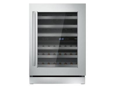 "24"" Thermador  Under-Counter Wine Reserve with Glass Door - T24UW910RS"
