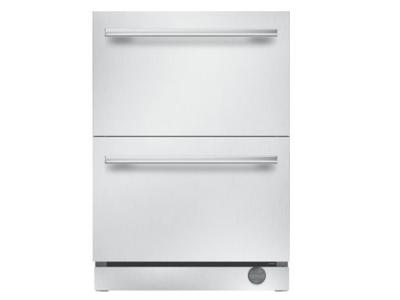 "24"" Thermador  Under-Counter Double Drawer Refrigerator/Freezer - T24UC910DS"