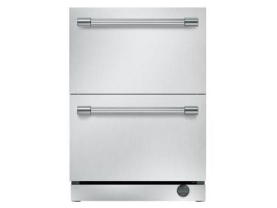 "24"" Thermador  Under-Counter Double Drawer Refrigerator/Freezer - T24UC920DS"
