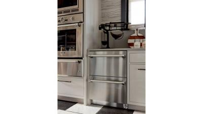 """24"""" Thermador  Under-Counter Double Drawer Refrigerator/Freezer - T24UC920DS"""