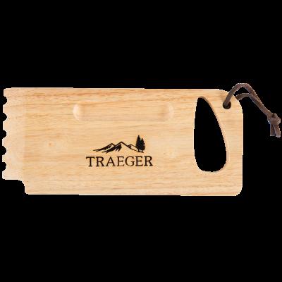 Traeger Wooden Grill Grate Scrape - BAC454