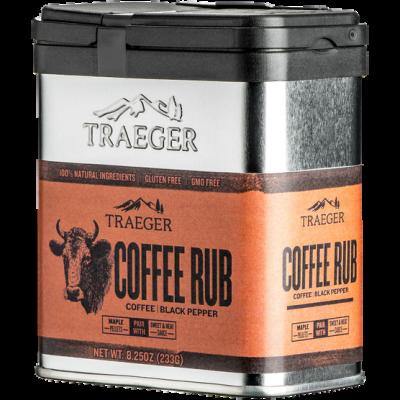Traeger Coffee Rub - SPC172