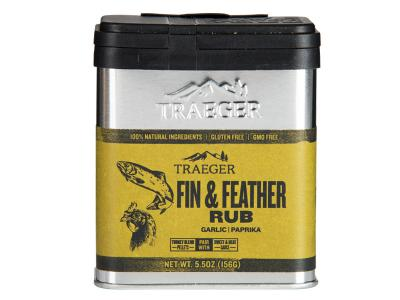 Traeger Fin & Feather Rub - SPC176