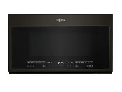 """30"""" Whirlpool 2.1 Cu. Ft. Over-the-range Microwave With Steam Cooking - YWMH54521JV"""