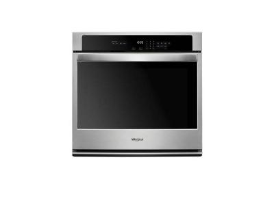 "22"" Whirlpool 4.3 cu. ft. Wide Single Wall Oven with FIT System - WOS31ES7JS"