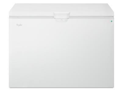 Whirlpool 15 cu. ft. Chest Freezer with Large Storage Baskets - WZC5415DW