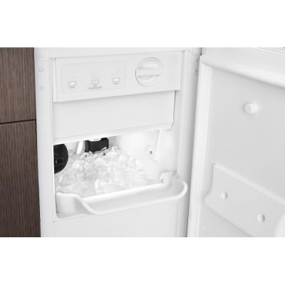 """15"""" Whirlpool Ice-maker with Clear Ice Technology - WUI75X15HW"""