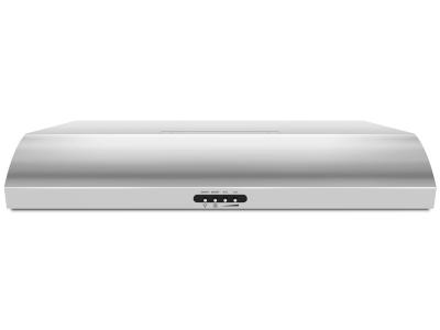 """30"""" Whirlpool Range Hood With the FIT System - UXT5230BDS"""