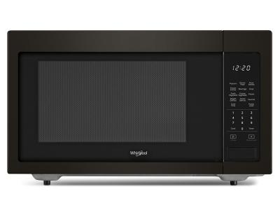 Whirlpool 1.6 cu. ft. Countertop Microwave with 1,200-Watt Cooking Power - YWMC30516HV