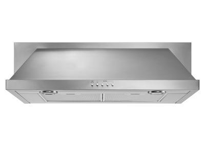 "36"" Whirlpool Convertible Under-Cabinet Hood - UXT5536AAS"
