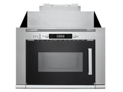 Whirlpool 0.8 cu. ft. Space-Saving Microwave Hood Combination - UMH50008HS