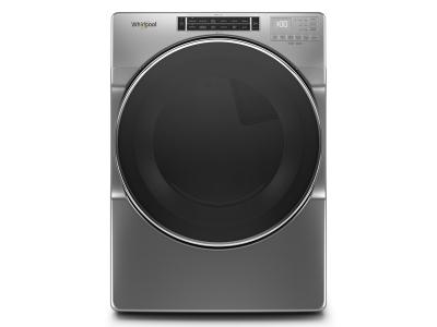 "27"" Whirlpool 7.4 cu. ft. Front Load Gas Dryer with Steam Cycles - WGD8620HC"
