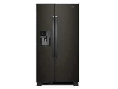 "36"" Whirlpool Wide Side-by-Side Refrigerator - 25 cu. ft. - WRS555SIHV"