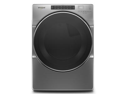 "27"" Whirlpool R 7.4 cu.ft Front Load Gas Dryer with Intiutitive Touch Controls - WGD6620HC"