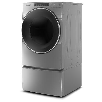 "27"" Whirlpool 7.4 cu.ft Front Load Electric Dryer with Intiutitive Touch Controls - YWED6620HC"