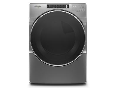 "27"" Whirlpool 7.4 cu.ft Front Load Electric Dryer with Intiutitive Touch Controls - YWED8620HC"