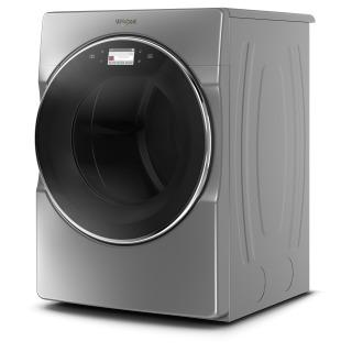 """27"""" Whirlpool 7.4 Cu. Ft. Smart Front Load Gas Dryer With Remote Start - WGD9620HC"""