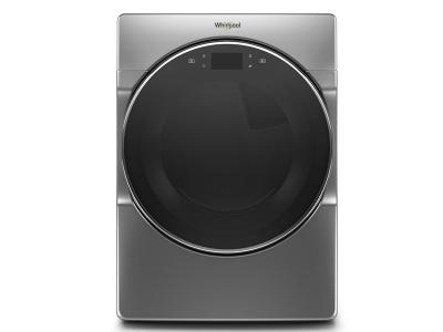 "27"" Whirlpool 7.4 cu.ft Smart Front Load Gas Dryer with Remote Start - WGD9620HC"