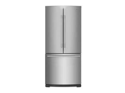 "30"" Whirlpool  20 cu. ft. French Door Refrigerator - WRFA60SMHZ"