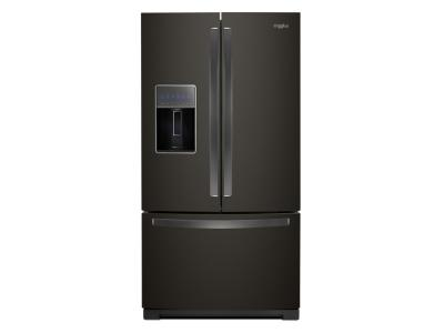 "36"" Whirlpool 27 cu. ft. French Door Refrigerator  - WRF767SDHV"