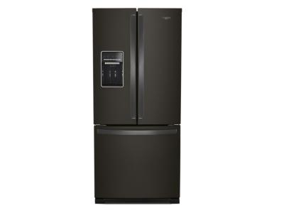 "30"" Whirlpool French Door Refrigerator - 20 cu. ft. - WRF560SEHV"