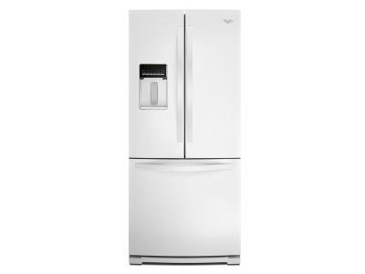 "30"" Whirlpool French Door Refrigerator - WRF560SEHW"