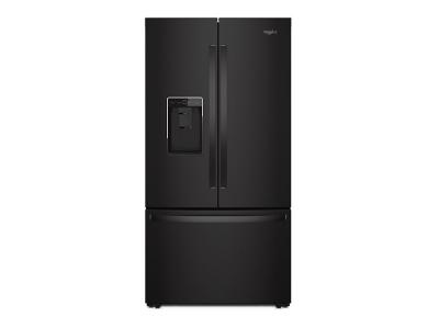 "36"" Whirlpool  Wide Counter Depth French Door Refrigerator - 24 cu. ft. - WRF954CIHB"