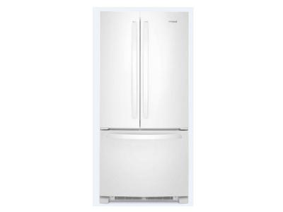 Whirlpool  Wide French Door Refrigerator - 22 cu. ft. - WRF532SNHW