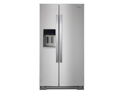 "36"" Whirlpool  174 Side-by-Side Refrigerator - 28 cu. ft. - WRS588FIHZ"