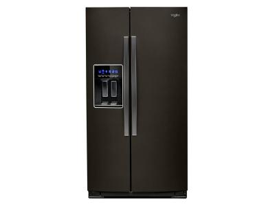 "36"" Whirlpool  174 Side-by-Side Refrigerator - 28 cu. ft. - WRS588FIHV"