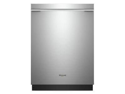 "24"" Whirlpool Smart Dishwasher with Contemporary Handle - WDTA75SAHZ"