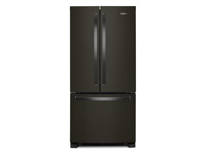 "33"" Whirlpool French Door Refrigerator - 22 cu. ft. WRF532SNHV"