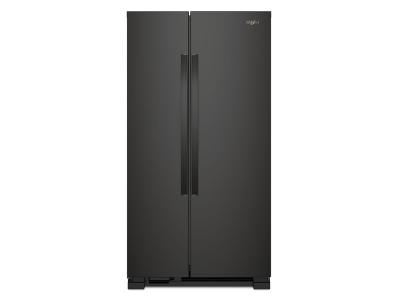 "36"" Whirlpool Side-by-Side Refrigerator - 22 cu. ft. WRS312SNHB"