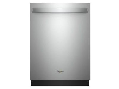 Whirlpool Smart Dishwasher with Stainless Steel Tub - WDT975SAHZ